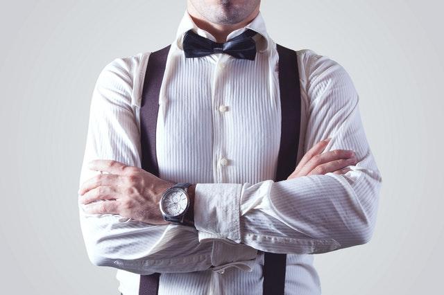 odzież biurowa